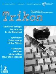 Ausgabe 2/2000 - TRIKON