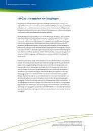 Gruppe 3: Bindungsförderung - was wirkt (PDF; 5,43 MB)