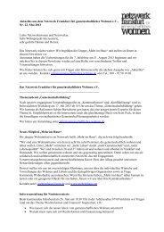 Nr. 22 / Mai 2013 - Netzwerk Frankfurt für gemeinschaftliches ...