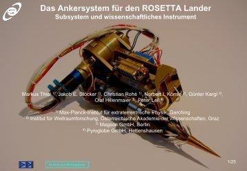 PDF-Bildschirmpräsentation - Max-Planck-Institut für ...