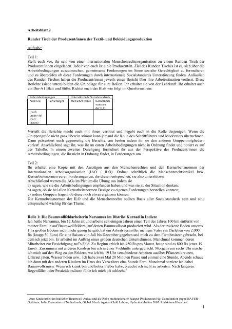 arbeitsblatt 2 globaler kleiderschrank pdf 34 kb brebit. Black Bedroom Furniture Sets. Home Design Ideas