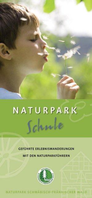Naturparkschule - Naturpark Schwäbisch Fränkischer Wald