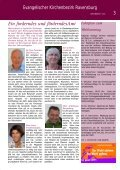 Juli 2013: Themenheft Kirchenwahlen - Evangelischer ... - Seite 3