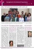 Juli 2013: Themenheft Kirchenwahlen - Evangelischer ... - Seite 4