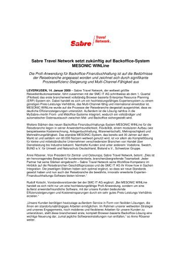 a look at the how the sabre reservation system An outage at the airline reservation system sabre caused headaches for airlines  around the world early tuesday morning.