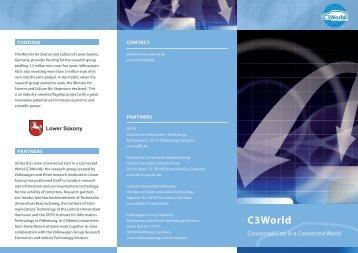Flyer (English) - C3world