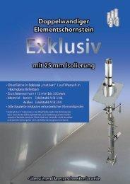 Info DW Exklusiv mit 25 mm Isolierung - Schornsteintechnik ...
