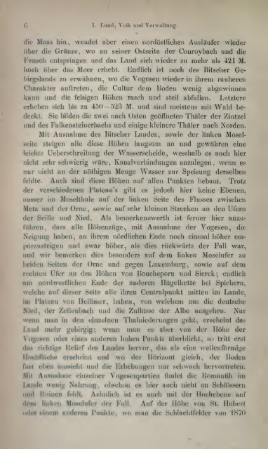 Deutsch-Lothringen, Landes- Volks- und Ortskunde