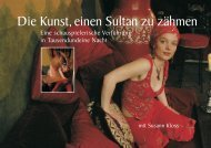 Die Kunst,einen Sultan zu zähmen - Susann Kloss