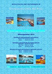 STONEHAVEN OPEN AIR POOL - Stonehaven Open Air Swimming ...
