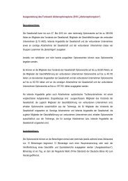 Aktienoptionsplan 2010 (48.3 KB) - Funkwerk AG