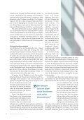 Der Glaube gibt Sinn und Vertrauen ins Leben - bei Pro Senectute ... - Page 6