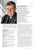 Der Glaube gibt Sinn und Vertrauen ins Leben - bei Pro Senectute ... - Page 7