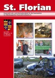 Feuerwehr-Lehr- und Informationsblatt für die ... - firehunter.de