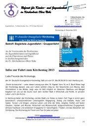 Infos aus dem Jugendreferat Obere Nahe hier als pdf - Kirchenkreis ...