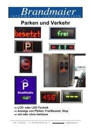 Parken und Verkehr (PDF 618 KB)