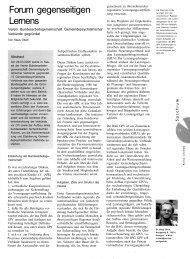 Bundesarbeitsgemeinschaft Gemeindepsychiatrischer Verbünde