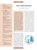 In dieser Ausgabe Mit Bernadette das Vaterunser beten 7 Chronik ... - Seite 2