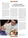 In dieser Ausgabe Mit Bernadette das Vaterunser beten 7 Chronik ... - Seite 7
