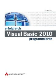 Visual Basic 2010  – *ISBN ... - Addison-Wesley