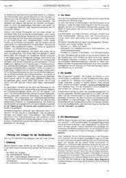 Planung von Anlagen für die Textilindustrie - Lenzing