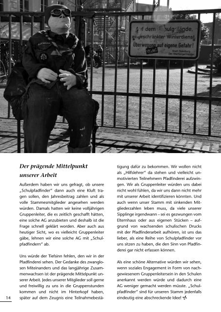 landesrundbriefNDS - BdP - Landesverband Niedersachsen