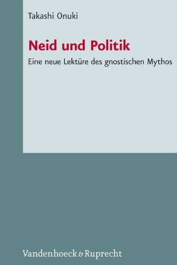 und Leseprobe (PDF) - Vandenhoeck & Ruprecht