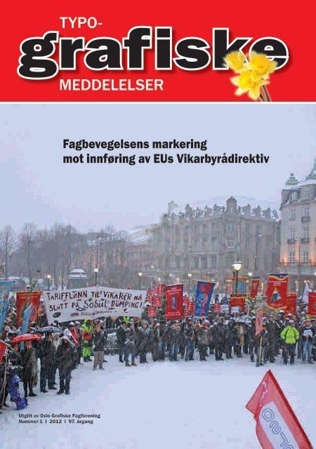 mars 2012 - Fellesforbundet