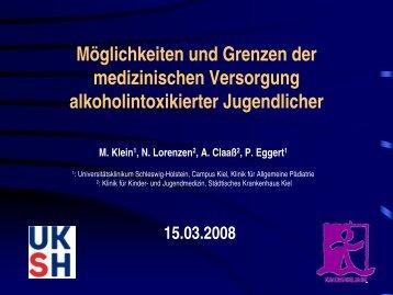 Daten Kiel 2007