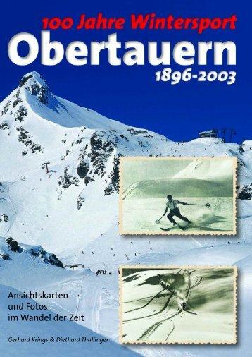 Ansichtskarten und Fotos im Wandel der Zeit - Obertauern