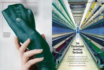 Veröffentlichung Fachbeitrag im Technologiemagazin Innovate!