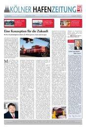 Köln - Verband Kölner Spediteure und Hafenanlieger e. V.