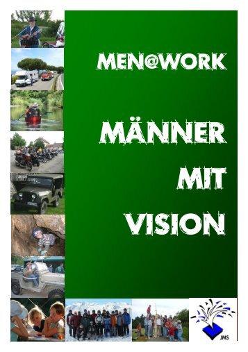 Männer mit Vision - Jugend-, Missions