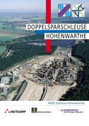 Schleuse Hohenwarthe - Wasserstraßen-Neubauamt Magdeburg