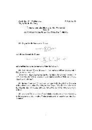 Prof. Dr. W. Wefelmeyer WS 2004/05 Dipl.-Math. K. Tang Übungen ...
