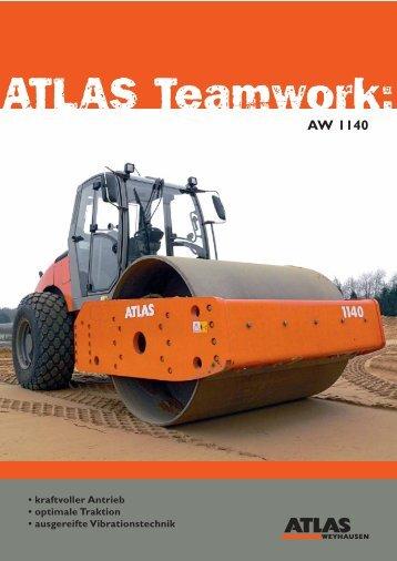AW 1140 - Becker Baumaschinen