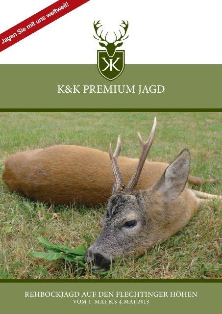Rehbock Flechtinger Höhen - K&K Premium Jagd GmbH