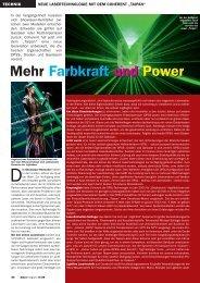 Herunterladen/Download - COHERENT Deutschland