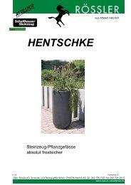 Detail HENTSCHKE