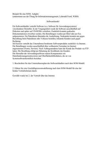 Aufgabenstellung+Lösung als pdf - Redshark.de