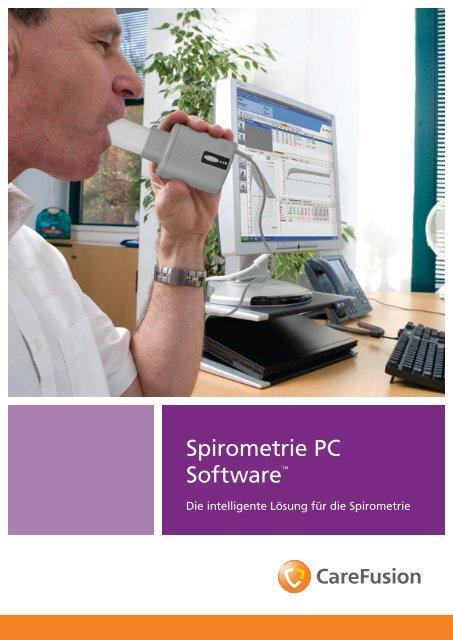 Spirometrie PC Software™ - CareFusion