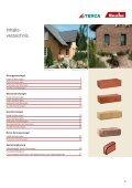 Produktprogramm Vormauerziegel - Seite 3