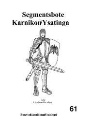 Karnicon 61 - Vangor.de