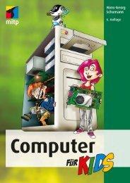 Computer für Kids - Verlagsgruppe Hüthig Jehle Rehm GmbH