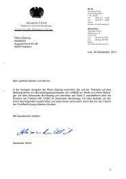 Alexander Ulrich - Johannes-verbeek.de