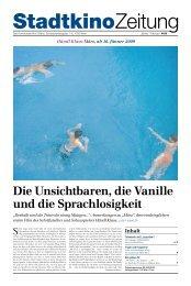 Stadtkino-Zeitung (pdf) - Stadtkino Wien