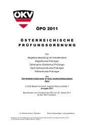 ÖPO 2011 - Hundeschule Kammern