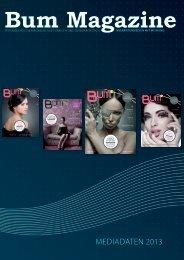 Mediadaten 2012 - BUM Media