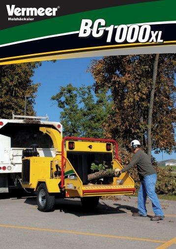 BC1000XL - Vermeer Deutschland GmbH