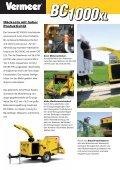 BC1000XL - Vermeer Deutschland GmbH - Page 2
